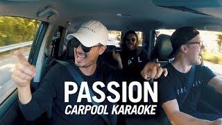Passion Music Carpool Karaoke - The Rising's Got Talent