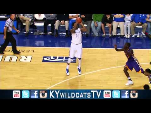 Kentucky Wildcats TV: Kentucky vs Montevallo Game Highlights