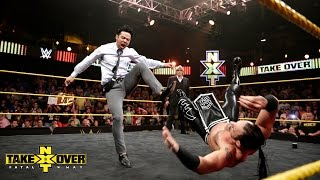 NXT General Manager William Regal introduces Hideo Itami: NXT TakeOver: Fatal 4-Way, Sept. 11, 2014