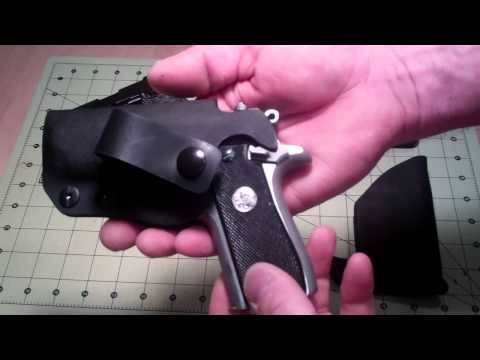 Colt Mustang 380 and Sig P238 Holsters by MULTI HOLSTERS