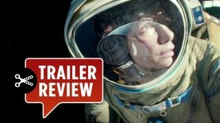 Gravity - Instant Trailer Review - Gravity (2013) Teaser Trailer 1 - George Clooney Sandra Bullock Movie HD