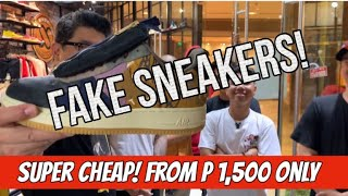HOW TO SPOT FAKE SNEAKERS WITH THE HELP OF FAKE SNEAKER VLOGGERS PART 1