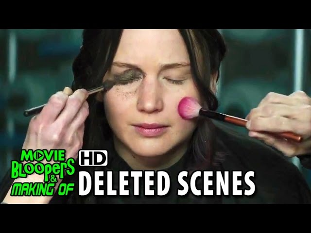 The Hunger Games: Mockingjay - Part 1 (2014) Deleted Scene #1 - Face Of A Revolution