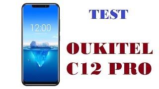 Test du Oukitel C12 Pro : Un look d'iPhone X à 75€