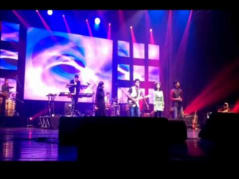 "Hamdard Song"" Arijit Live ""at AbuDhabi National Theater Vdo From Awesome Event Uae"