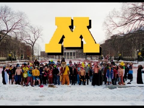 Harlem Shake (UMN Edition with Goldy Gopher)