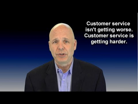 Is Customer Service Getting Worse?