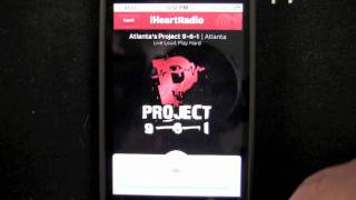 FREE App Today iheartradio iPhone App Review CrazyMikesapps