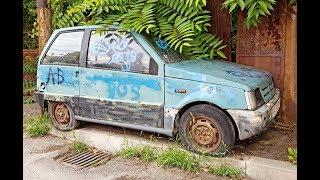 Abandoned Dacia 500 Lastun