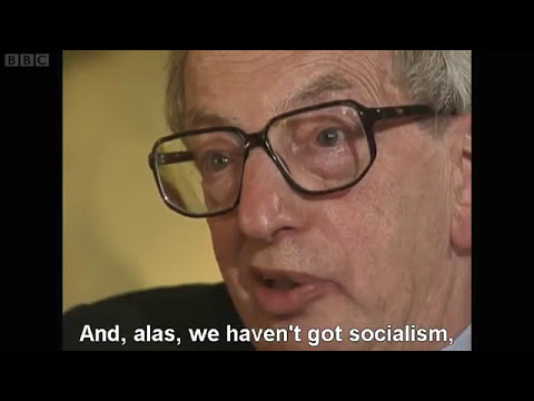 The Late Show - Special - Eric Hobsbawm - Age of Extremes