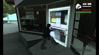 Let's Play GTA San Andreas -Part 25- Jizzy B, T-Bone Mendez und Ryder (Schweizerdeutsch)