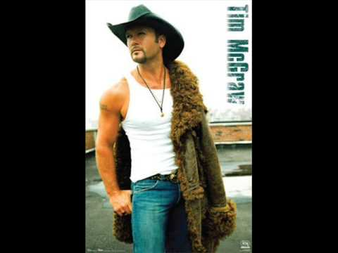 TIM MCGRAW(SLEEP ON IT TONIGHT)