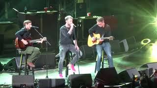 Adam Levine, Stone Gossard, Jesse Carmichael - Seasons @The Forum 1.16.2019 (Chris Cornell Tribute)