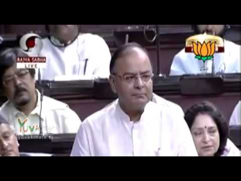 Shri Arun Jaitley speech in Rajya Sabha on Sarabjit Singh death : 02.05.2013