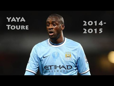 Yaya Toure | FC Manchester City | Goals | The First Round 2014/2015