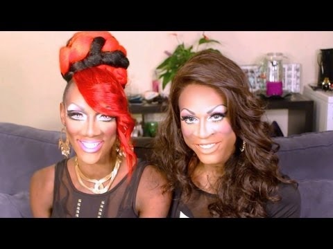 Drag Queen Transformation: Miles Jai to Maya Jade