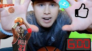 Hunter Hill: My Basketball Story! (Story Time)