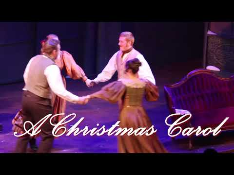 Triad Stage - Experience the joy of A Christmas Carol!