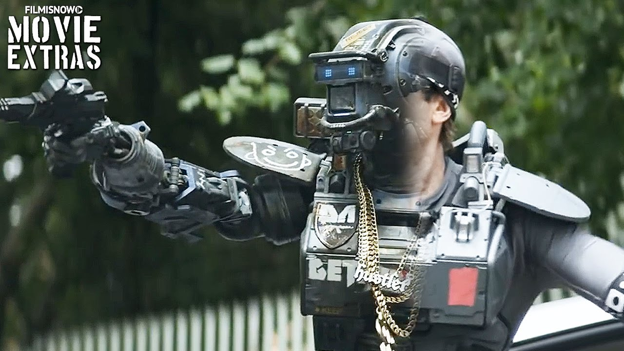 Chappie - VFX Breakdown by Image Engine (2009)