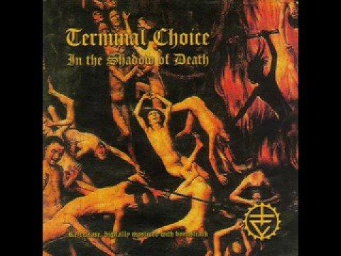Terminal Choice - Der Schwarze Mann