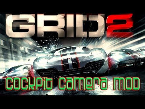 GRID 2 Cockpit Camera Mod