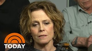 Download Sigourney Weaver And Aliens Cast Reunite 30 Years Later  TODAY