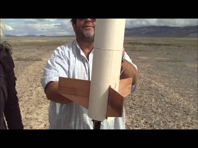 Model Rocket Launch part  3