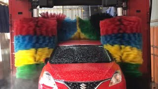 Best automatic car wash for Baleno