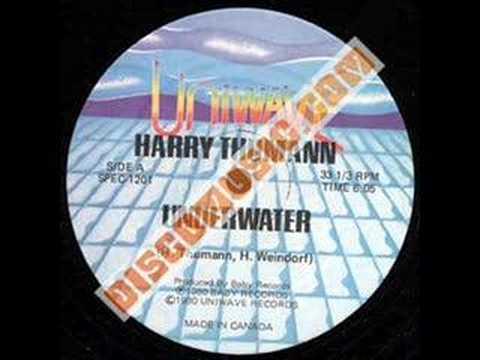 Harry Thumann Underwater