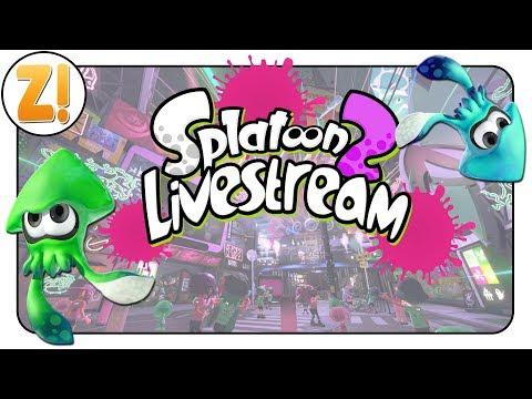 Splatoon 2: Splatfest - Team Unsichtbar gegen Team Fliegen! #16