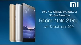 download lagu Tutorial Fix 4g Signal Xiaomi Redmi Note 3 Pro gratis