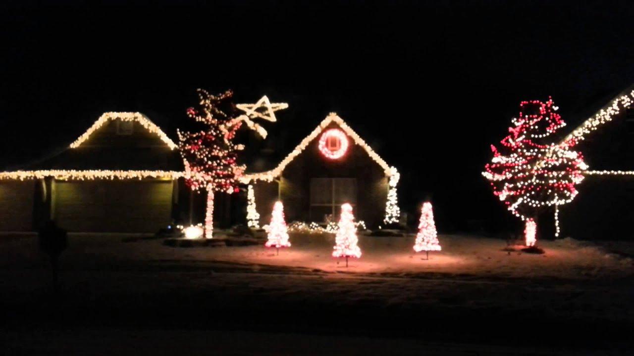 kerstmis licht show wizards - photo #11