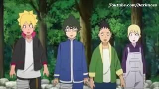 Boruto Episode 17 'SARADA CAUGHT BY FISHBAIT' Boruto Naruto Next Generations episode 17 Eng Sub