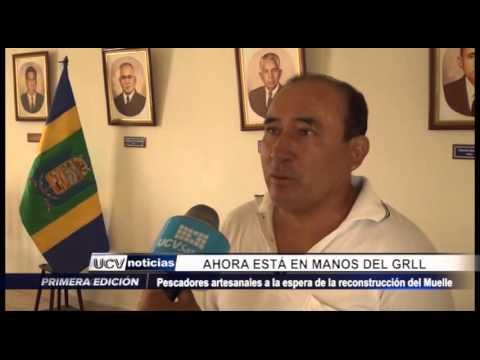 Puerto Malabrigo: Pescadores solicitan reconstrucción de muelle