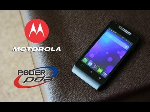 Motorola RAZR D1 de Telcel - Análisis en Español HD