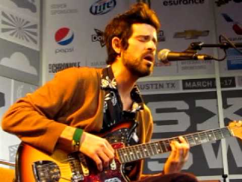 Devendra Banhart - Quedate Luna (live @ SXSW)