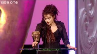 Helena Bonham Carter wins Best Supporting Actress - The British Academy Film Awards 2011 - BBC One