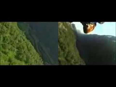 Wingsuit Proximity Flying