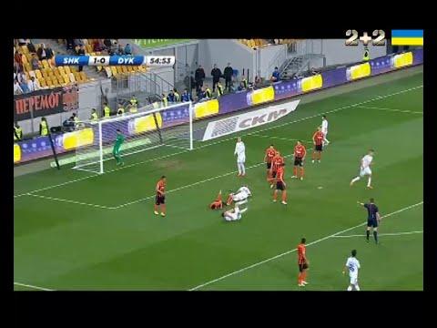 Шахтар - Динамо - 3:0. Відео-огляд матчу