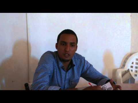 Jalihena Mohamed (age 26) SMARA CAMPS, SAHARAUI REFUGEE CAMPS