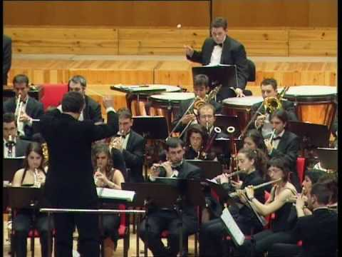 Lord of the Rings - Gandalf - Banda Sinfonica da Federacion Galega