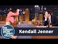 Jimmy Fallon Models for a Kendall Jenner Photo Shoot