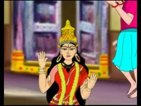 Rhymes In Telugu-chinnari Chitti Geethalu-gadapalannitilona video