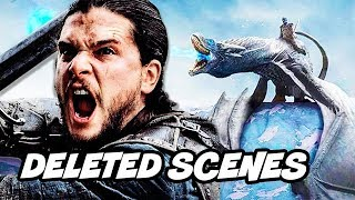 Game Of Thrones Season 8 Episode 3 Deleted Scenes and Alternate Ending Breakdown