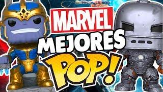 Los MEJORES Funko POP de MARVEL 2018
