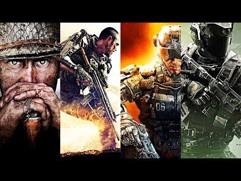 FRIENDLY COD FANBOY IS BACK! (Call of Duty WW2, AW, BO3 & IW)