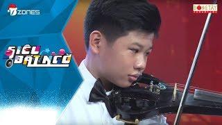 Thần đồng violin với tiếng đàn siêu hay | Siêu Bất Ngờ Mùa 3 | Tập 24 (23/01/2018)