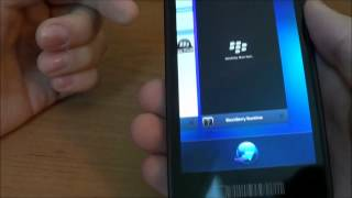 Siri-like Voice Commands on BlackBerry 10 Dev Alpha
