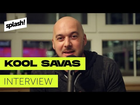 Kool Savas über aktuellen Battlerap,  Deutschrap-Newcomer und seine neue Platte (splash! Mag TV)