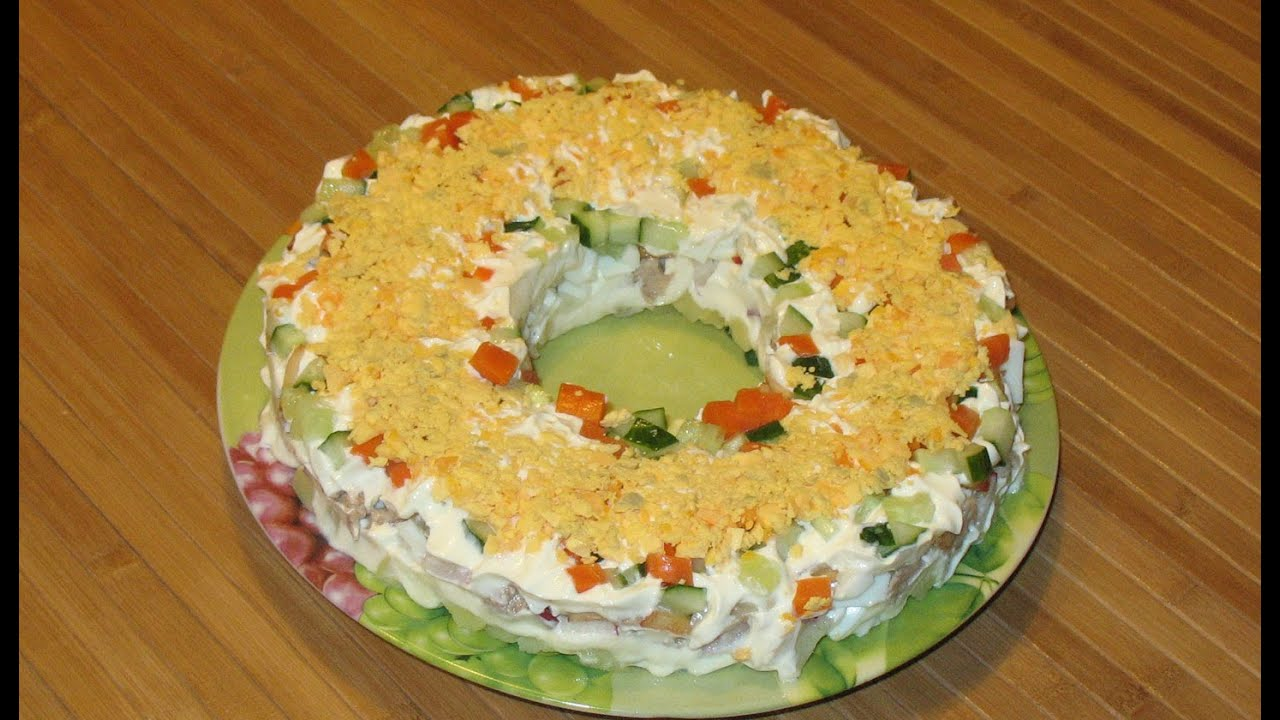 Салаты с трески печени рецепты с простые и вкусные рецепты